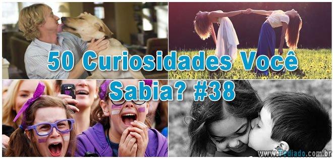 50 Curiosidades Você Sabia? #38 1