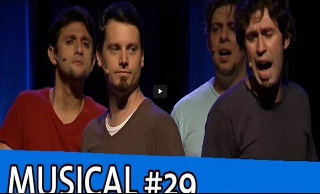 Improvável – Musical improvável #29