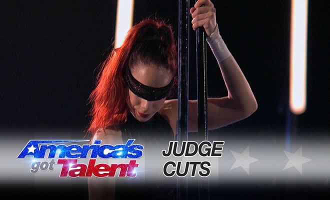 Apresentação de tirar o fôlego no America's Got Talent 2