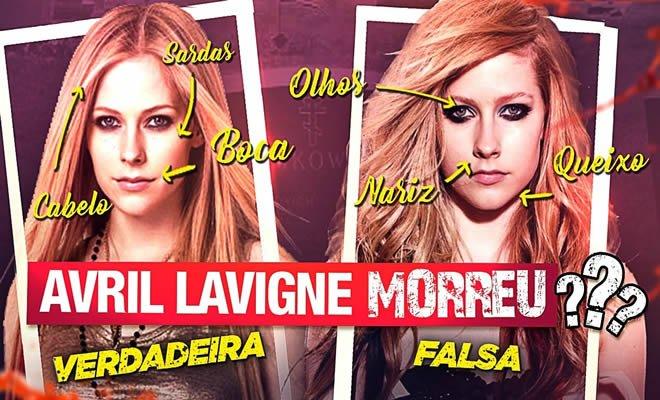 Avril Lavigne morreu e foi substituída? O que aconteceu? 7