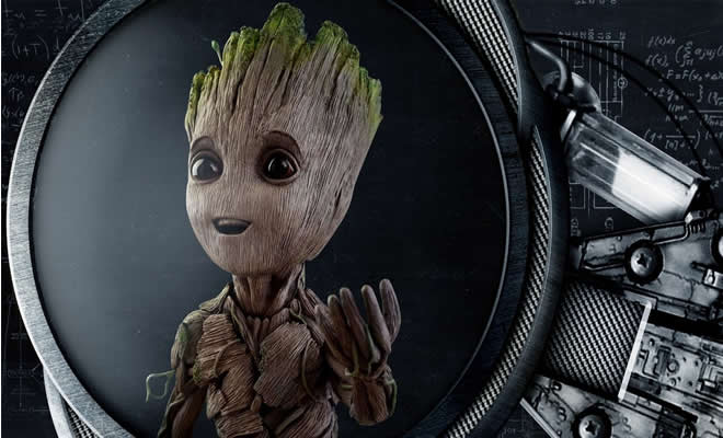 A Biologia do Groot – Nerdologia