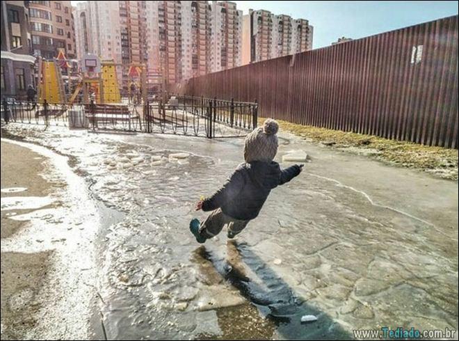 25 imagens de segundos antes de acontecer um desastres, que só de olhar você vai sentir dor 13