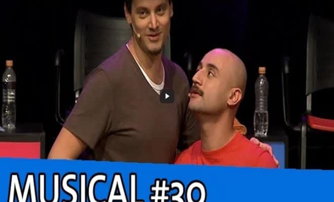 musical - musical improval 30 - Improvável – Musical improvável #30