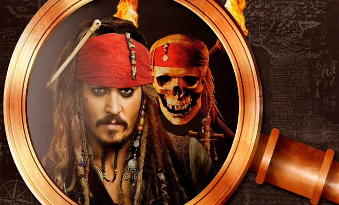 Piratas do Caribe – Nerdologia