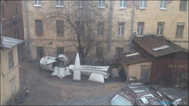Rússia: a pátria do estranho (32 fotos) 2