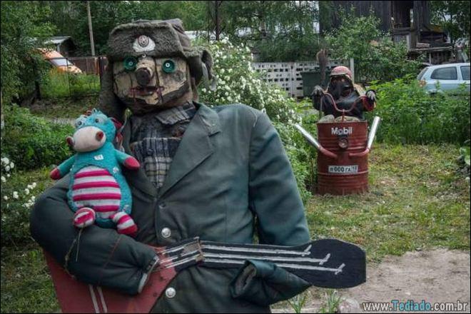 Rússia: a pátria do estranho (32 fotos) 5