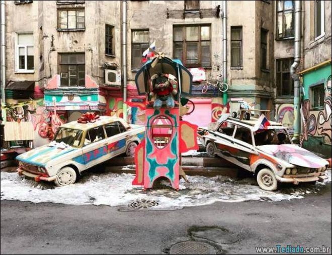 Rússia: a pátria do estranho (32 fotos) 9