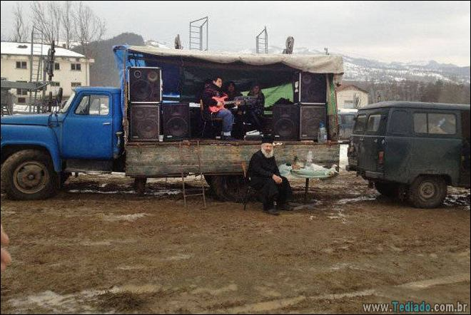 Rússia: a pátria do estranho (32 fotos) 11