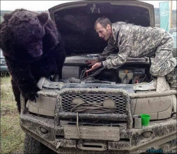 Rússia: a pátria do estranho (32 fotos) 17