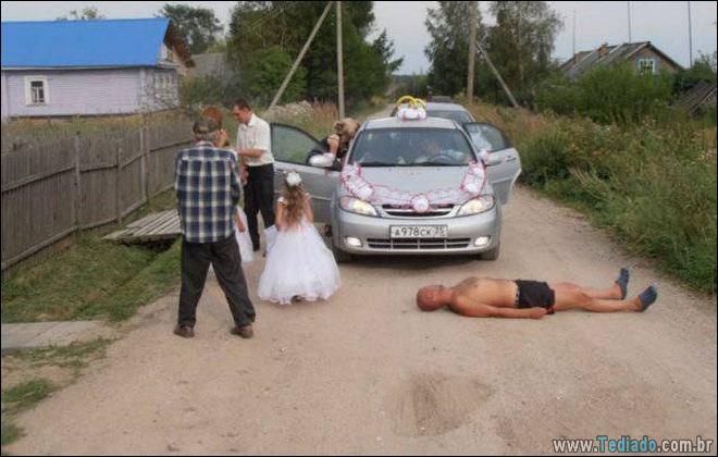 Rússia: a pátria do estranho (32 fotos) 20