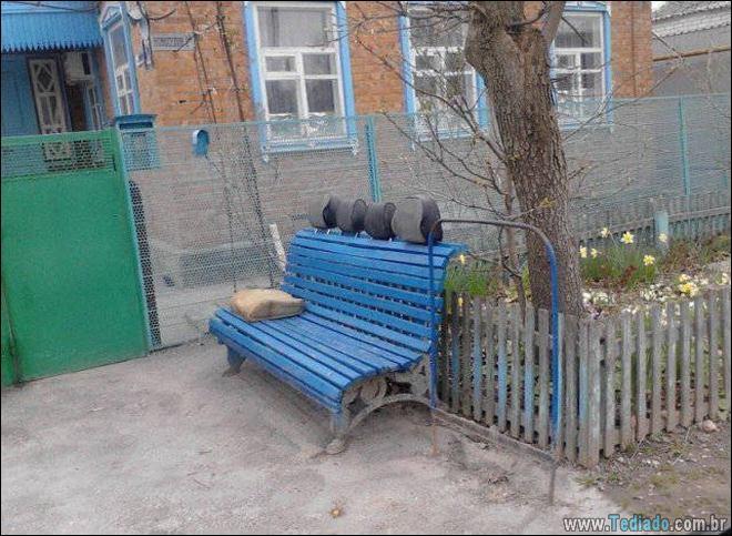 Rússia: a pátria do estranho (32 fotos) 22