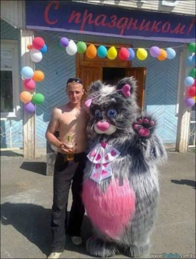 Rússia: a pátria do estranho (32 fotos) 29