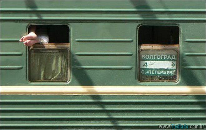 Rússia: a pátria do estranho (32 fotos) 32