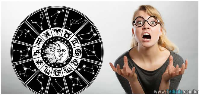 Como cada signo do zodíaco fica irritado 2