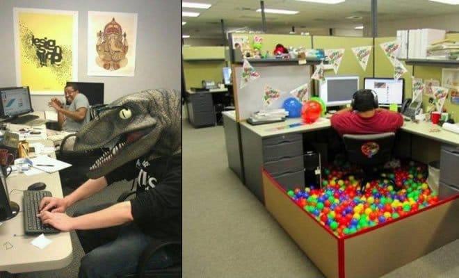 Se divertindo no trabalho como nunca (29 fotos) 2