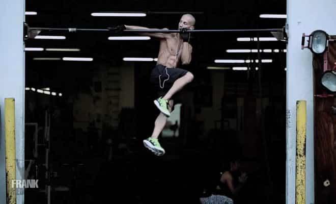 Frank Medrano um atleta vegano, veja no que ele é capaz de fazer 7