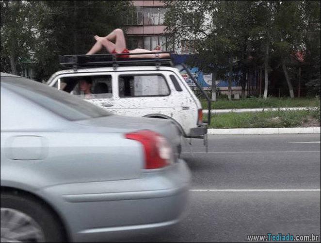 O que é estranho para você é perfeitamente normal para os russos (29 fotos) 8