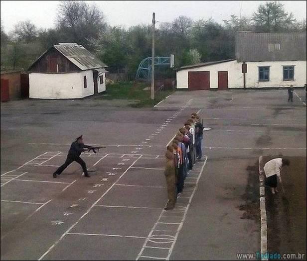 O que é estranho para você é perfeitamente normal para os russos (29 fotos) 19
