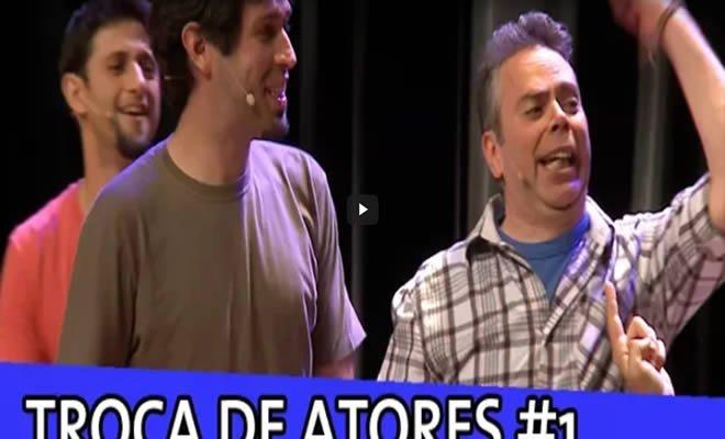 Improvável - Troca de atores #1 7