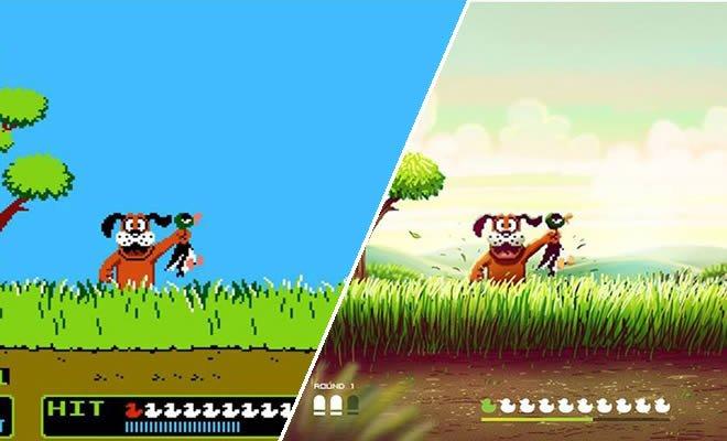 Um toque moderno em jogos clássicos do Nintendo (5 fotos) 8
