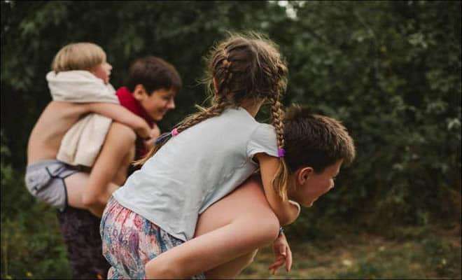 A infância sem tecnologia (29 fotos) 3