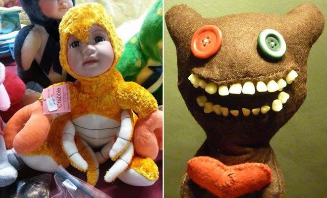 20 brinquedos mais estranhos e bizarros pra crianças 3