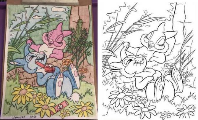 É por isso que livros de colorir não são para os adultos (24 fotos) 4