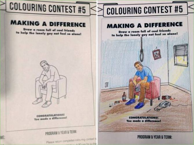 É por isso que livros de colorir não são para os adultos (24 fotos) 5