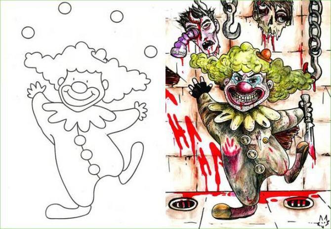 É por isso que livros de colorir não são para os adultos (24 fotos) 7