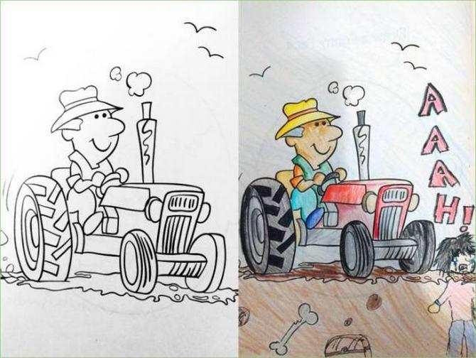 É por isso que livros de colorir não são para os adultos (24 fotos) 8