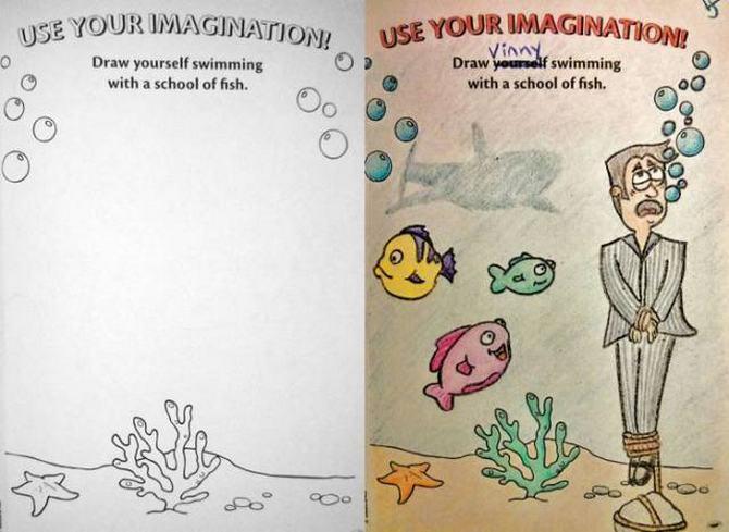 É por isso que livros de colorir não são para os adultos (24 fotos) 17