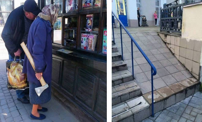 O que é estranho para você é perfeitamente normal para os russos (23 fotos) 7