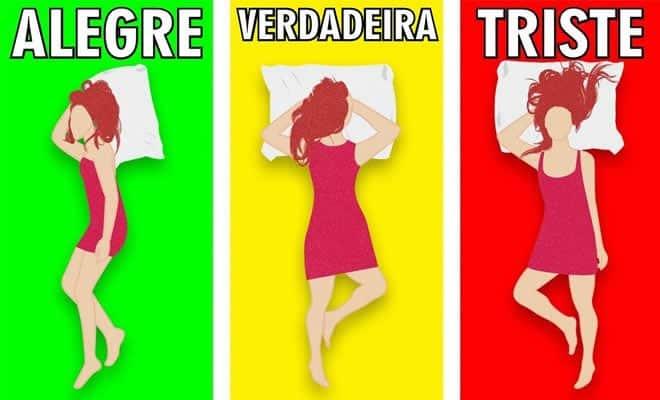 A posição que você dorme diz muito sobre você 1