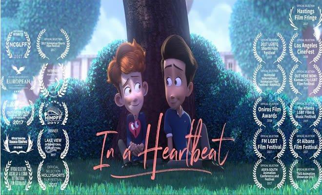 Curta de animação sobre a história de amor entre dois garotos 5