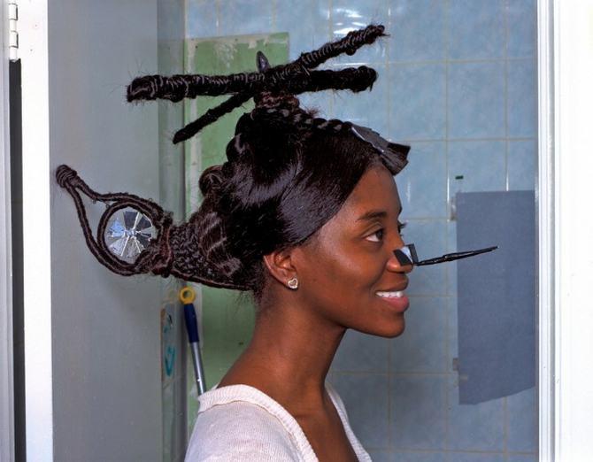 19 exemplos loucos de imaginações de corte de cabelo 9