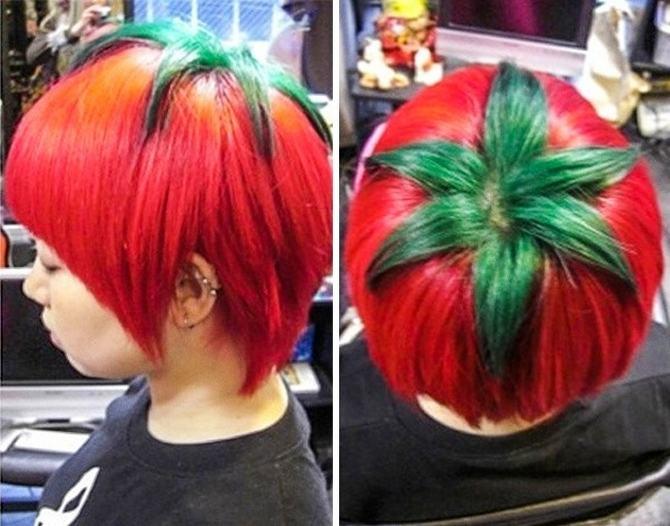 19 exemplos loucos de imaginações de corte de cabelo 13