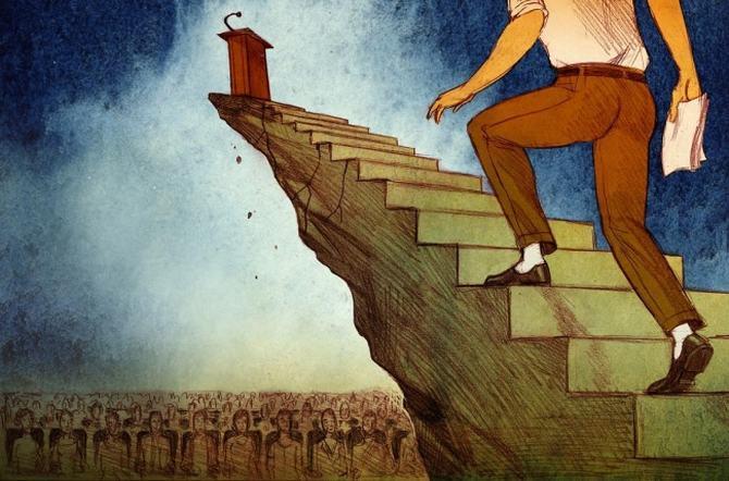20 ilustrações poderosas mostrando o outro lado do mundo 8
