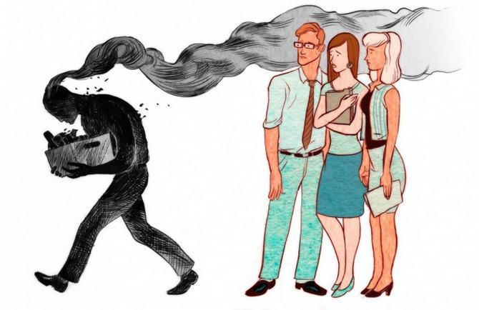 20 ilustrações poderosas mostrando o outro lado do mundo 13