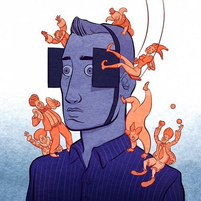20 ilustrações poderosas mostrando o outro lado do mundo 21