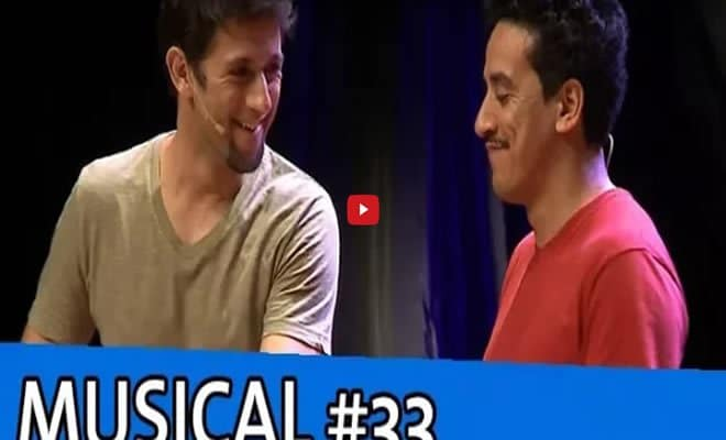 Improvável – Musical improvável #33 - improvavel musical