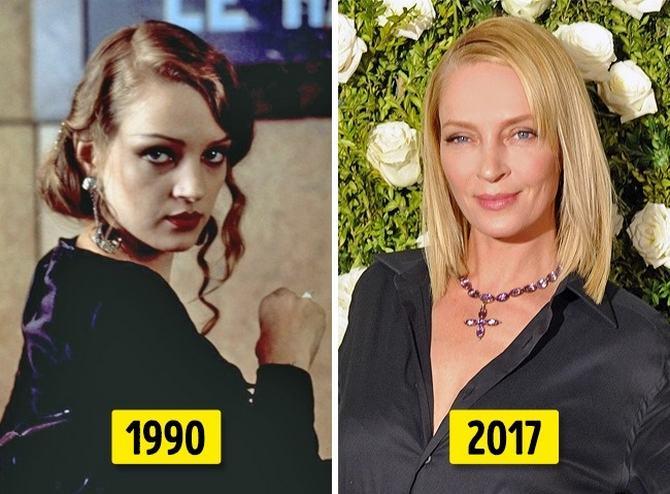 24 transformações de celebridades que o deixarão chocado 3