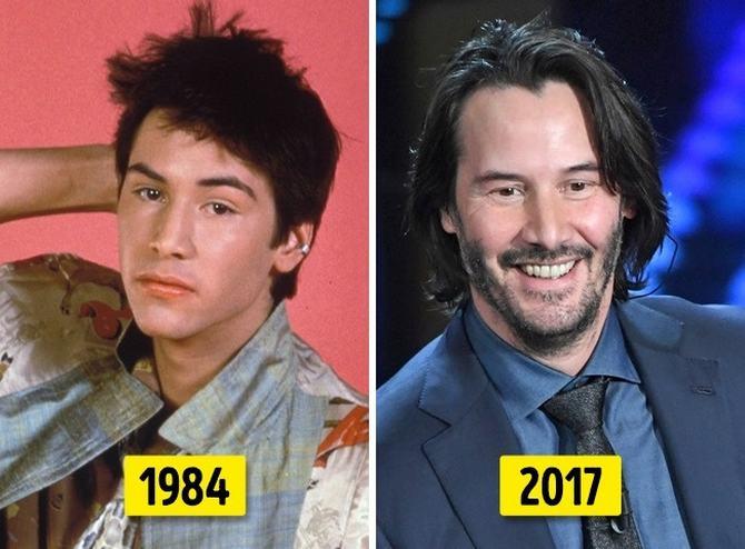24 transformações de celebridades que o deixarão chocado 4