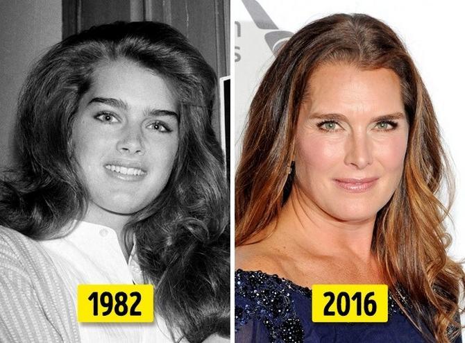 24 transformações de celebridades que o deixarão chocado 8