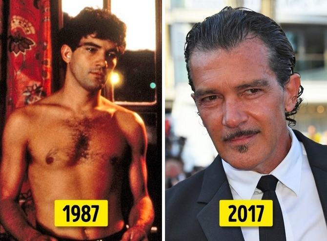 24 transformações de celebridades que o deixarão chocado 9