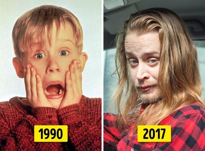 24 transformações de celebridades que o deixarão chocado 10