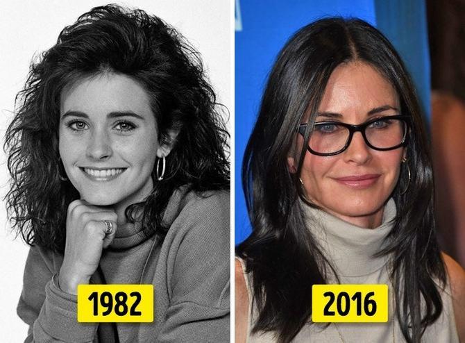 24 transformações de celebridades que o deixarão chocado 13
