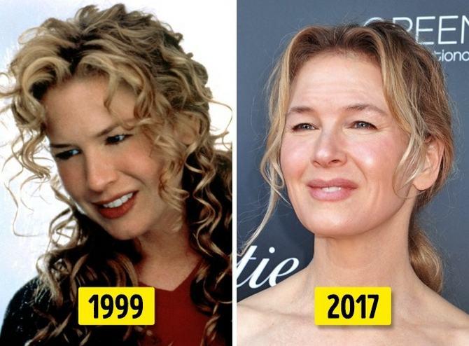 24 transformações de celebridades que o deixarão chocado 16