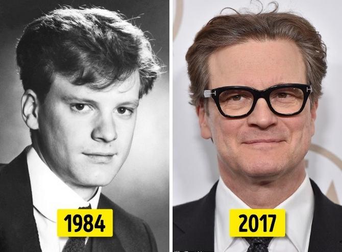24 transformações de celebridades que o deixarão chocado 19