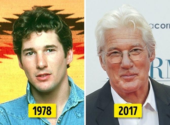 24 transformações de celebridades que o deixarão chocado 21