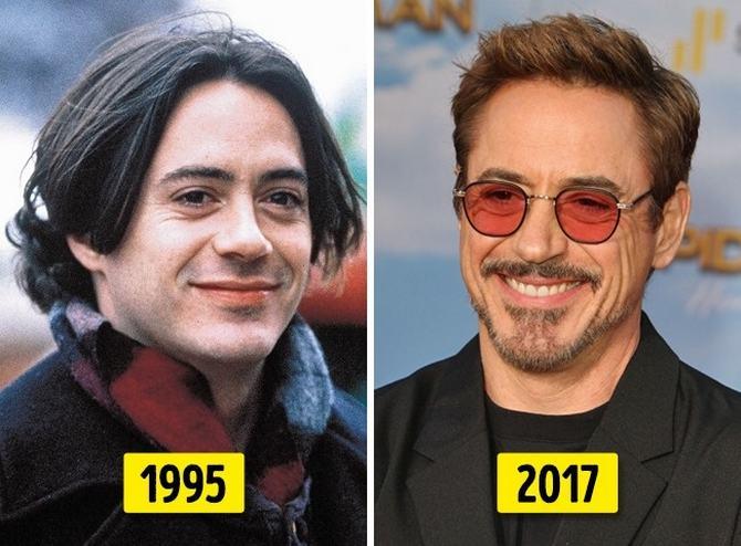 24 transformações de celebridades que o deixarão chocado 23